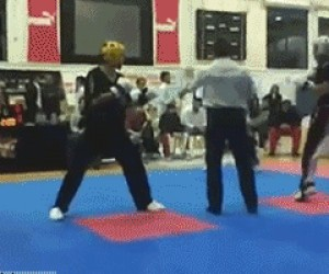 Pojedynek z najlepszym kumplem