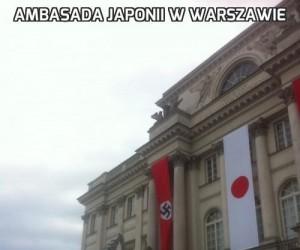 Ambasada Japonii w Warszawie