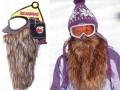 Nic tak nie grzeje w zimę, jak broda