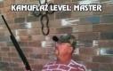 Kamuflaż level: Master