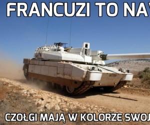 Francuski czołg