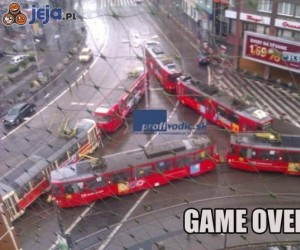 Tramwajowy pat