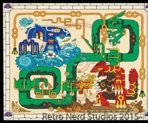 Pokemony w stylu retro