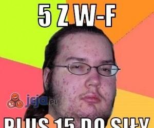 5 z W-F