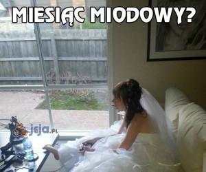 Jednak nie tak fajnie mieć żonę gracza