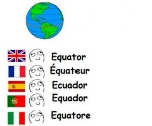 Indonezyjska nazwa równika