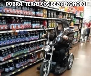 Nie pij za kierownicą... jakiegokolwiek pojazdu