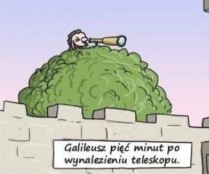 Wynalezienie teleskopu