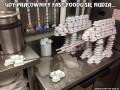 Gdy pracownicy fast-foodu się nudzą...