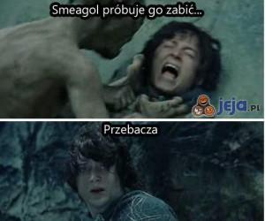 Frodo, ogarnij się...