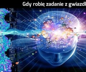 Mózg mi paruje