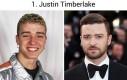 Jak wyglądali celebryci, zanim stali się sławni