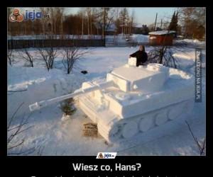 Wiesz co, Hans?