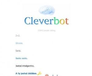 Cleverbot - tego nie ogarniesz