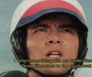 Scena z nowego Spidermana