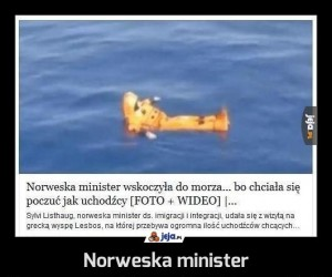 Norweska minister