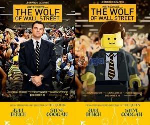 Filmowe plakaty w wersji Lego cz.2