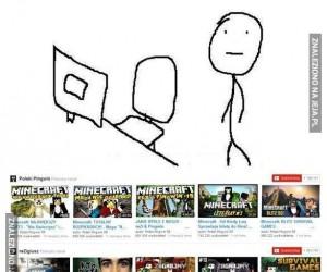Zawsze gdy wejdę na Youtube