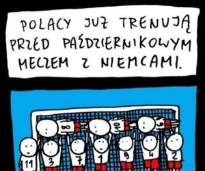 Polacy już trenują!