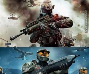 Czyżby Call of Duty powoli stawało się Halo?
