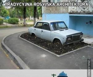 Tradycyjna rosyjska architektura