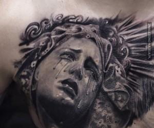 Rzeźby na ciele