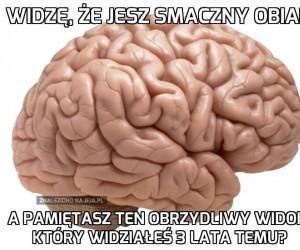 Dziękuję, mózgu