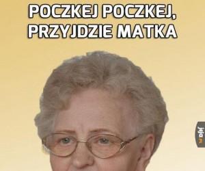 Babcie takie groźne