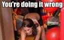 Twister - robisz to źle, ale...