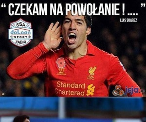 Reakcja internautów na zachowanie Suareza