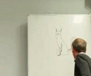 Zwierzak naszego nauczyciela