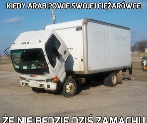 Smutna ciężarówka