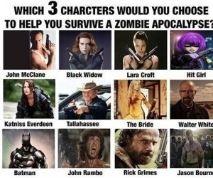 Wybierz trzech
