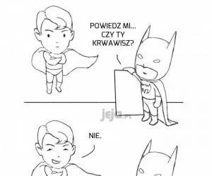 I co? Da się bez kryptonitu? Da się!