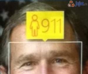 Staruszek Bush