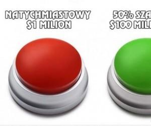Który przycisk wybierasz?