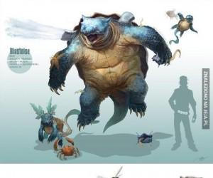 Realistyczne Pokemony