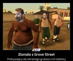 Ziomale z Grove Street