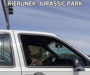 Kierunek: Jurassic Park