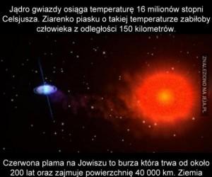 Nieco wiedzy o kosmosie