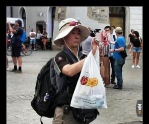 Ten turysta ŚDM