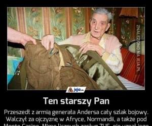 Ten starszy Pan