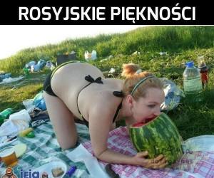 Rosyjskie piękności