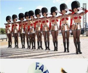 W takiej armii to mógłbym być