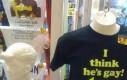 Dobrze dopasowane koszulki