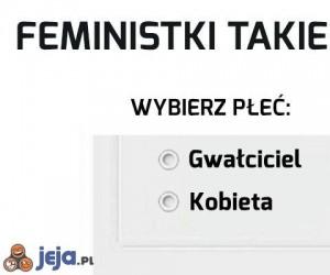 Rodzaje płci wg feministek