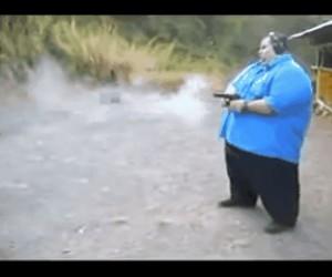 Gdy masz kiepską broń, ale zaj*bisty armor