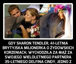 Ślub z delfinem? Czemu nie!
