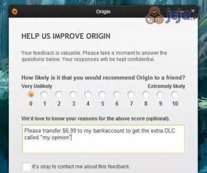 Pomożesz ulepszać Origina?