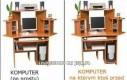 Komputer przed i po